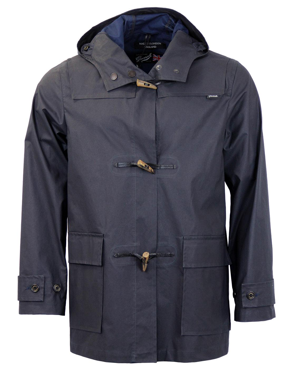 GLOVERALL Mid Monty Made In England Duffle Jacket