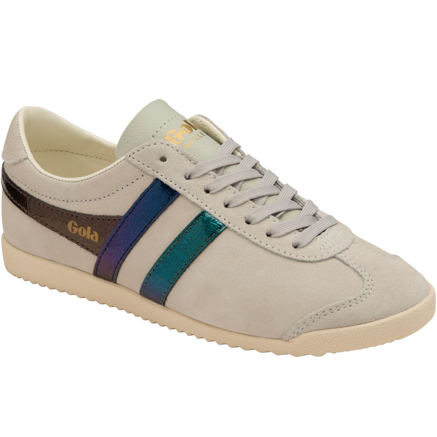 Bullet Flash GOLA Women's Retro Suede Trainers OW