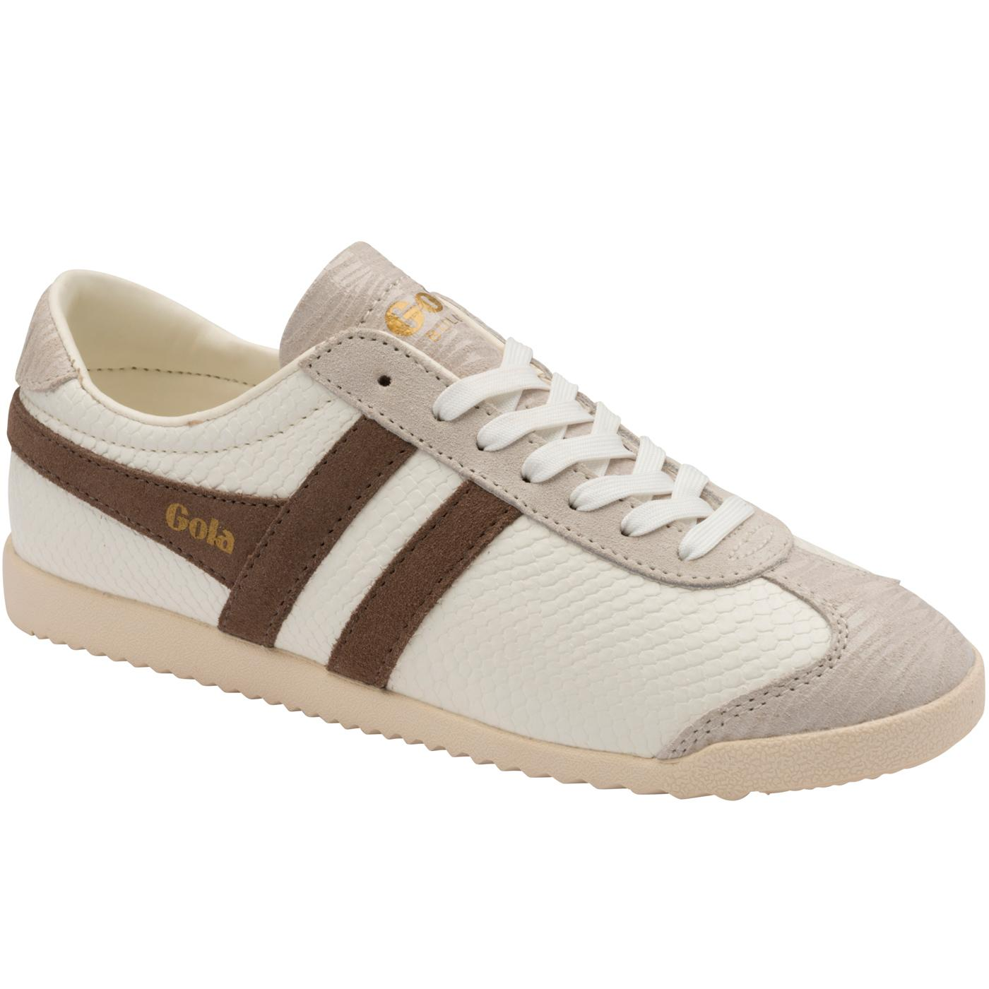 Bullet Reptile GOLA Womens Retro Trainers (OW/TG)