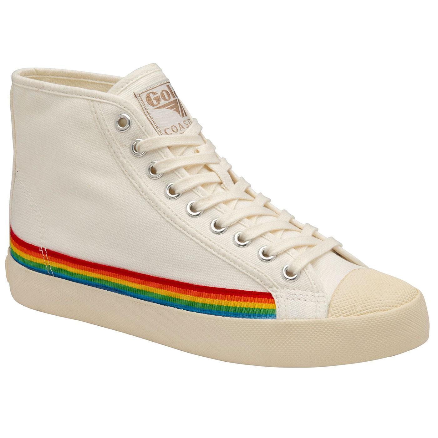 Coaster High Rainbow Drop GOLA Vegan Boots (OW)