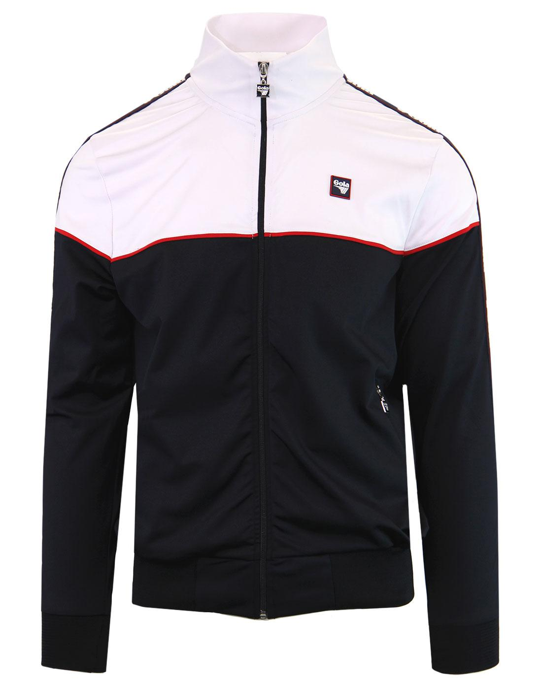 Connor GOLA CLASSICS Retro Panel Piping Track Top