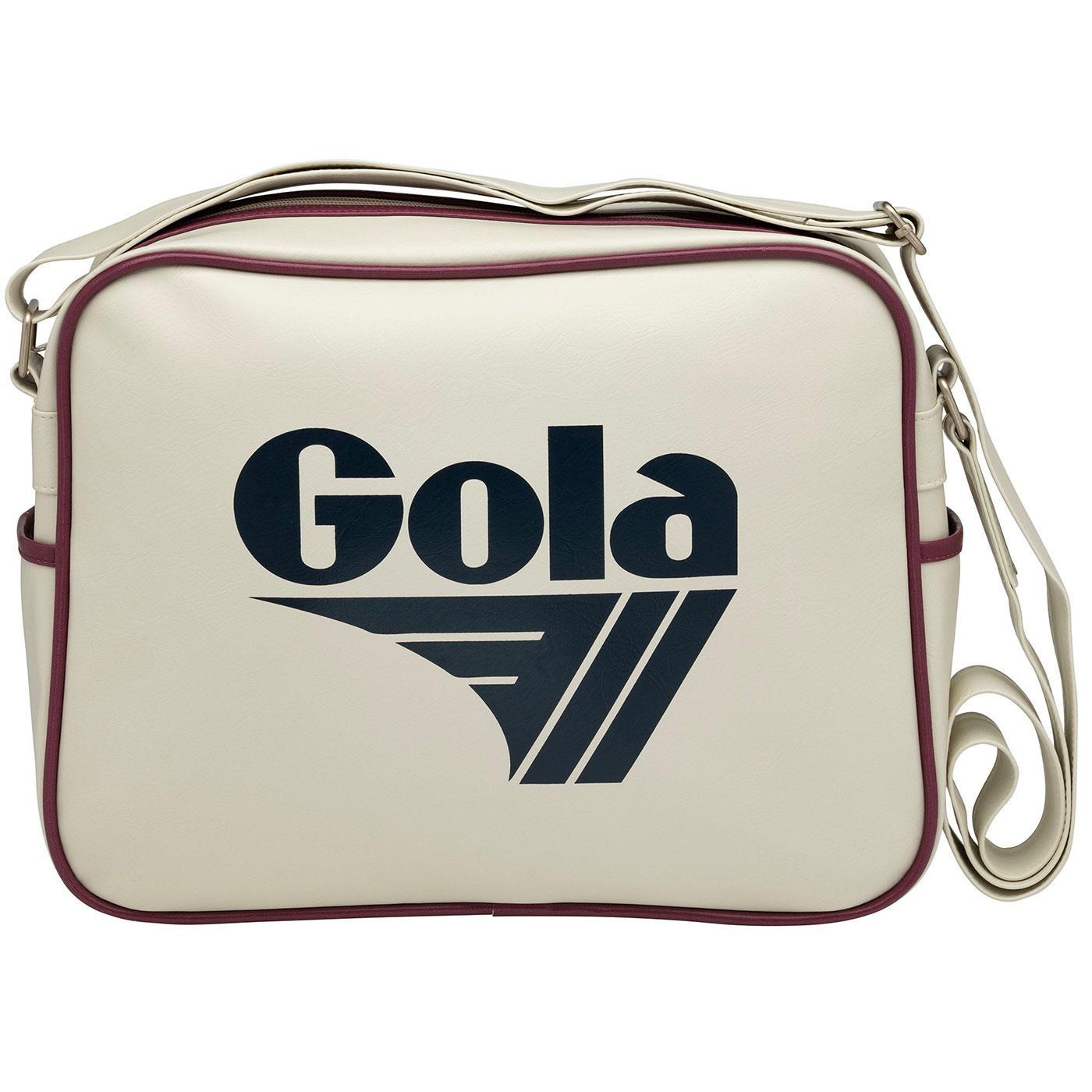 Redford GOLA Retro 70s Sports Shoulder Bag (E/N/B)