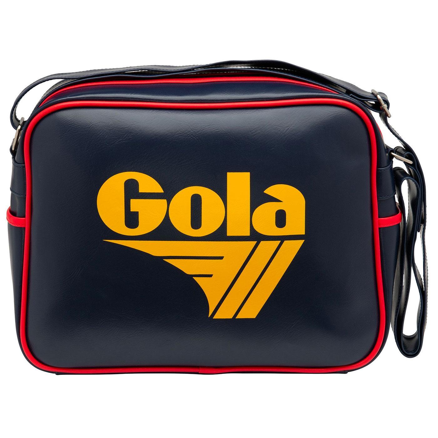 Redford GOLA Retro 70s Sports Shoulder Bag (N/S/R)