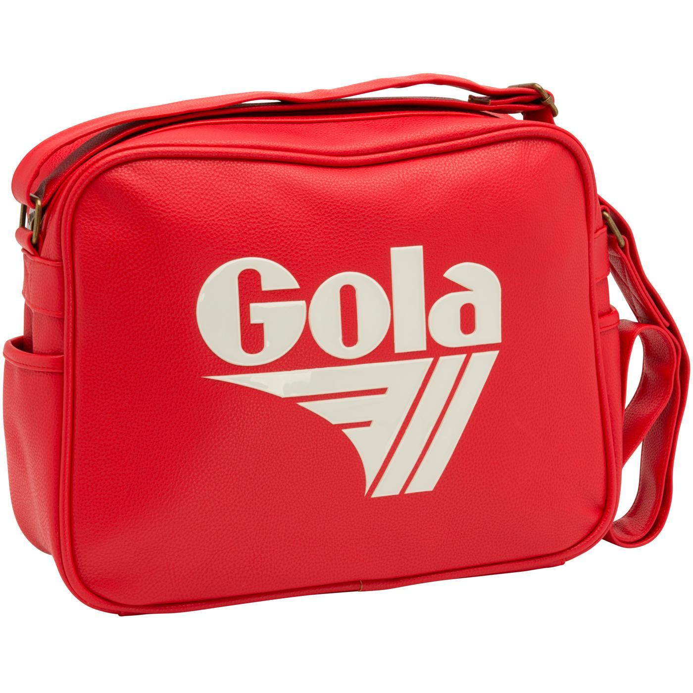 Redford Tournament GOLA Retro Messenger Bag (RED)