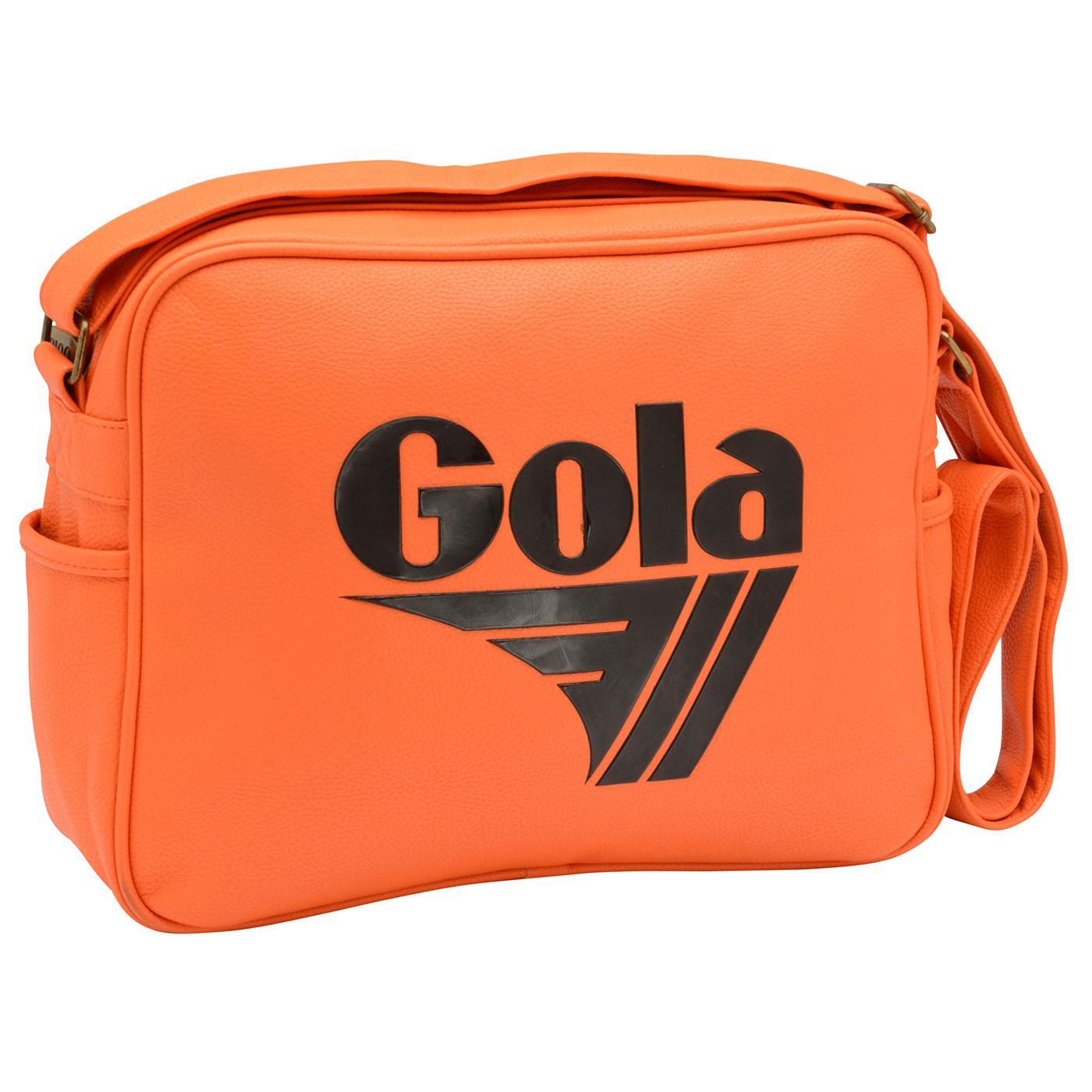 GOLA Redford Tournament Shoulder Bag ORANGE/BLACK