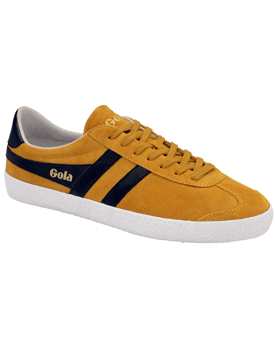 Specialist GOLA Retro 1970s Suede Trainers (Y/B)