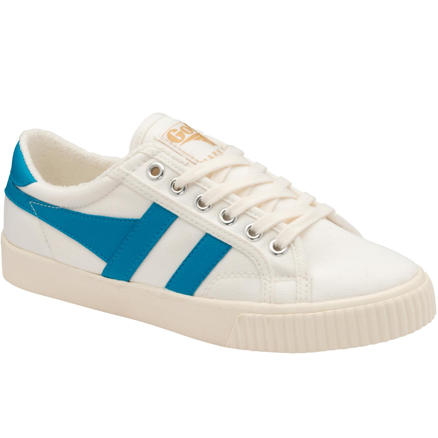 GOLA Tennis Mark Cox Womens Retro Trainers (OW/L)
