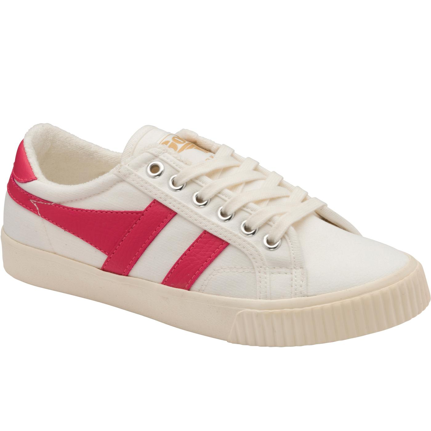 GOLA Tennis Mark Cox Womens Retro Trainers (OW/FP)