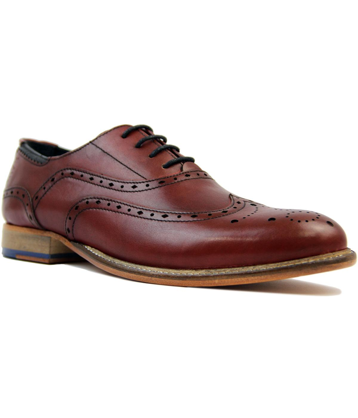 Brisbane GOODWIN SMITH Retro Mod Shortwing Brogues