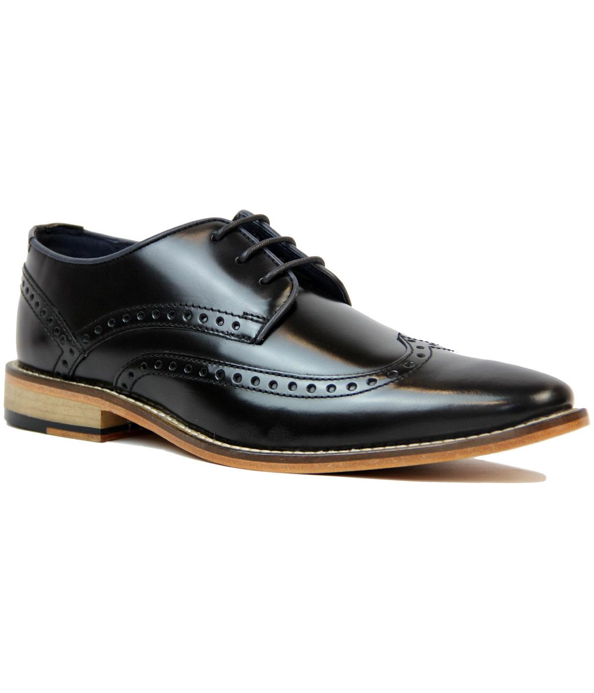 Healy GOODWIN SMITH Retro Indie Derby Shoes