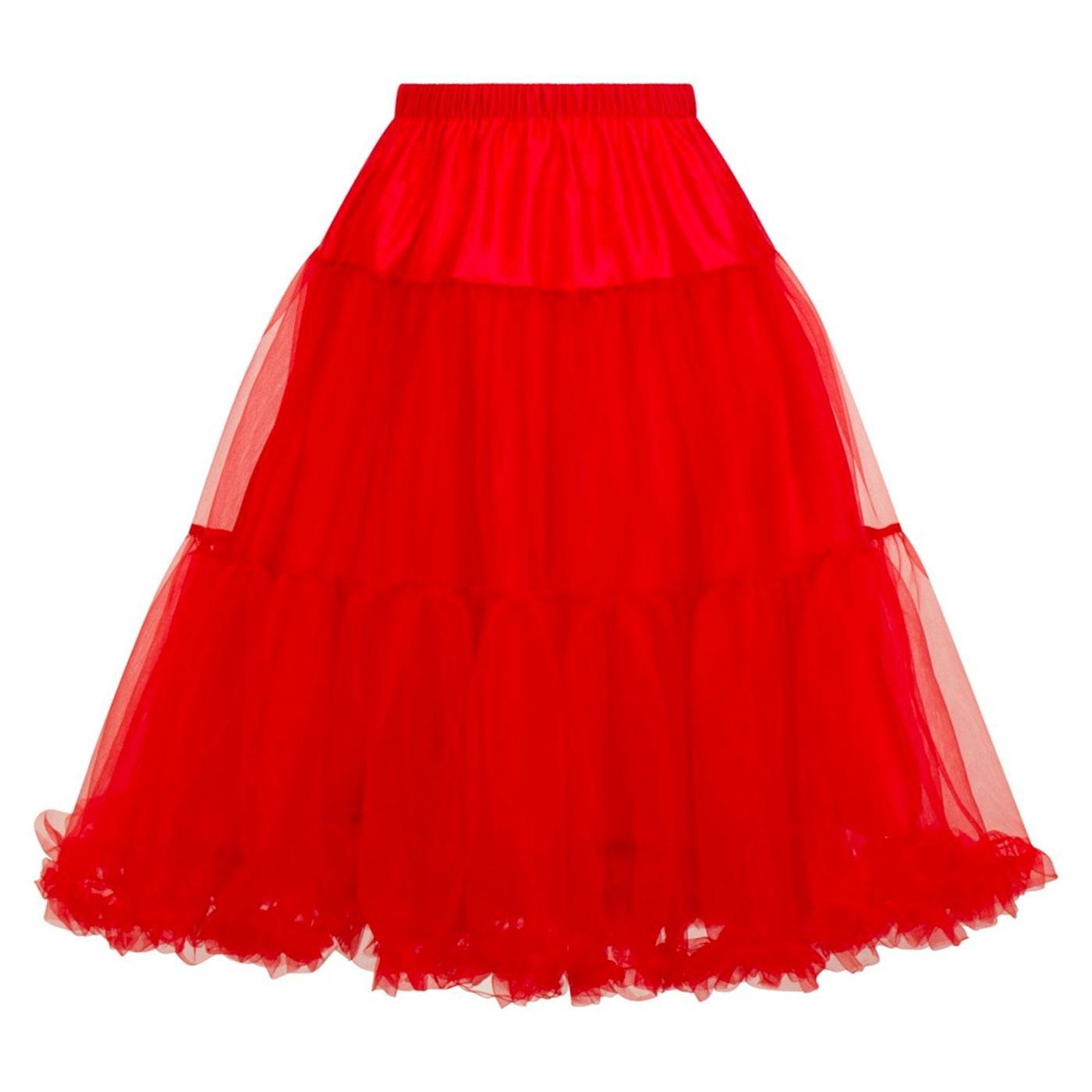 Polly HELL BUNNY Retro 50s Crinoline Petticoat R