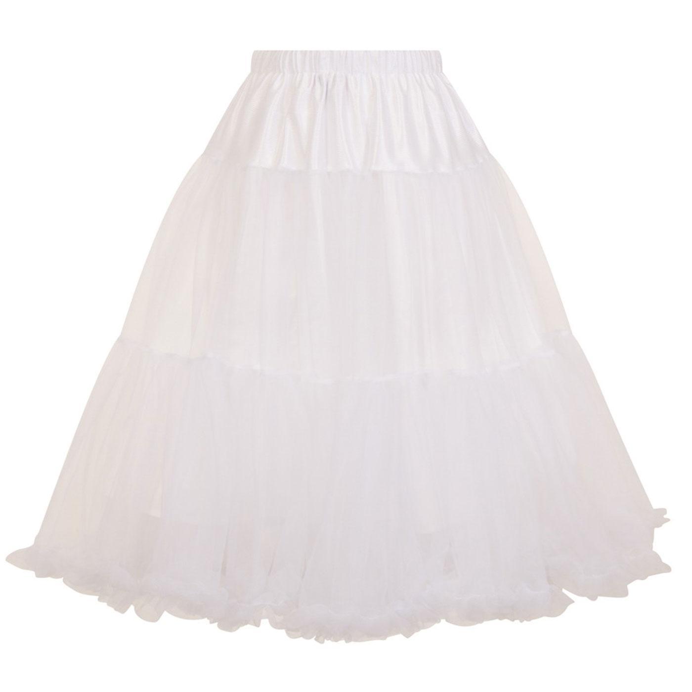 Polly HELL BUNNY Retro 50s Crinoline Petticoat W