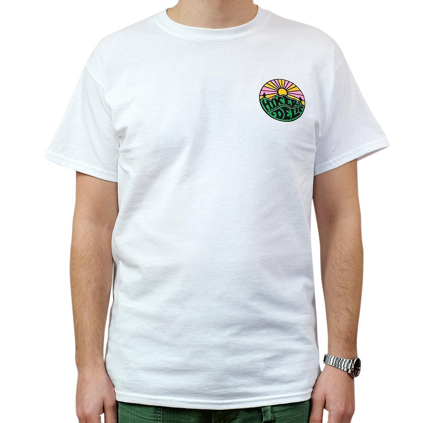 HIK11505 003 Original logo Tee