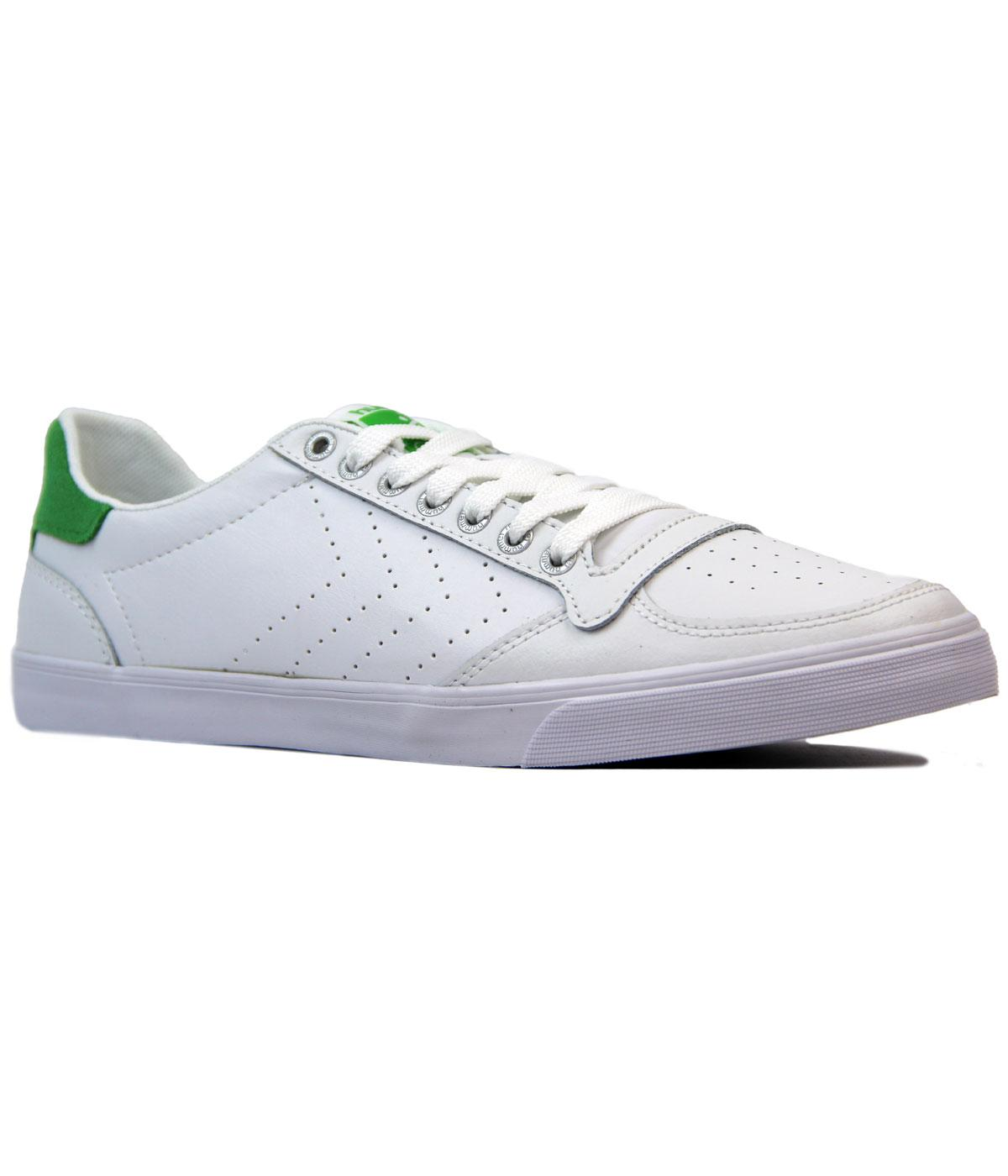 Slimmer Stadil Ace HUMMEL Retro Tennis Trainers WG