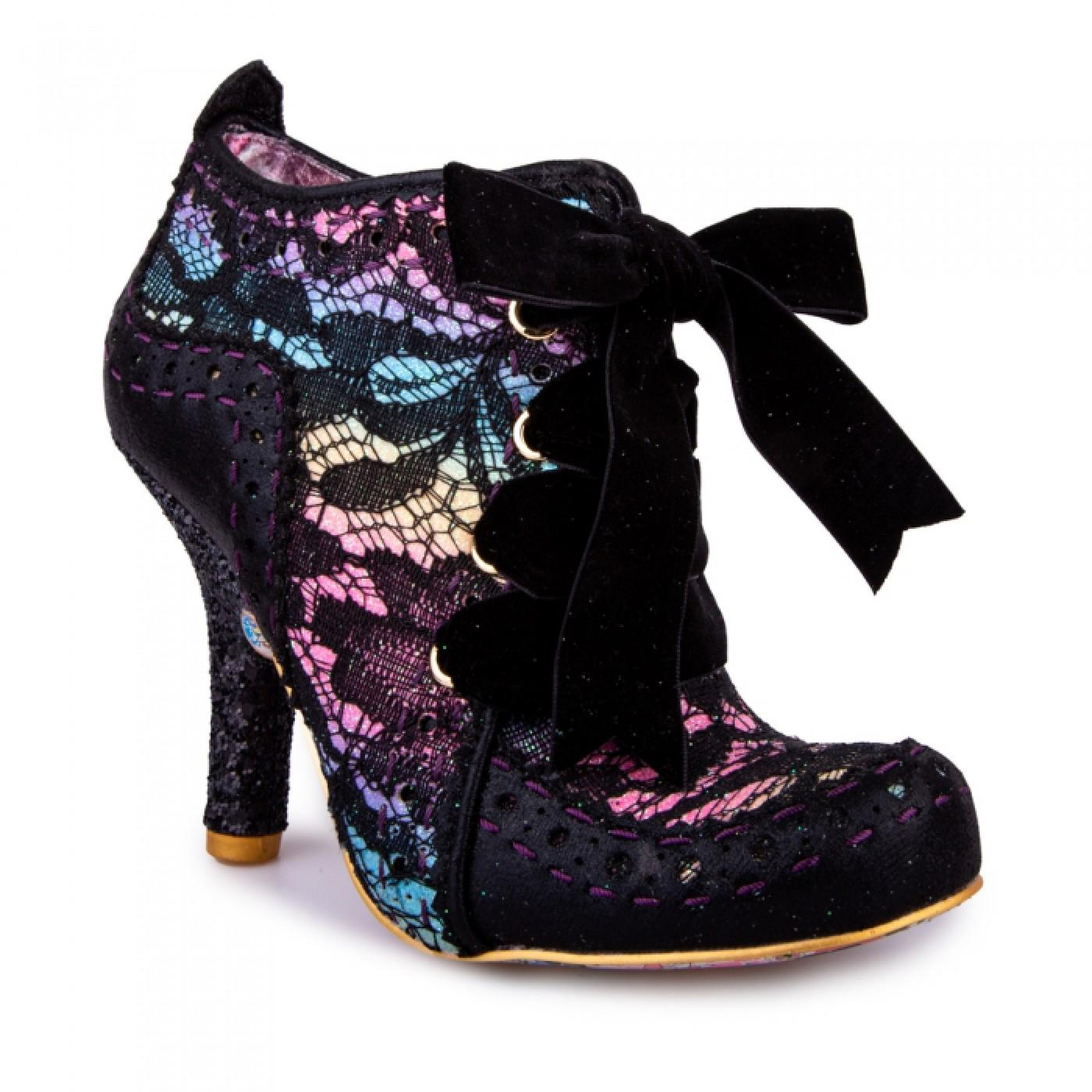 Abigails 3rd Party IRREGULAR CHOICE Heels (Black)