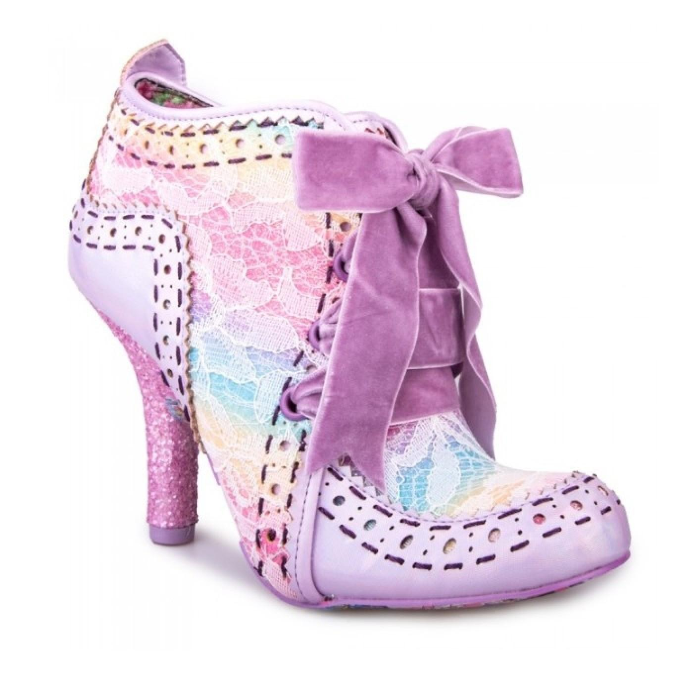 Abigails 3rd Party IRREGULAR CHOICE Heels (Pink)