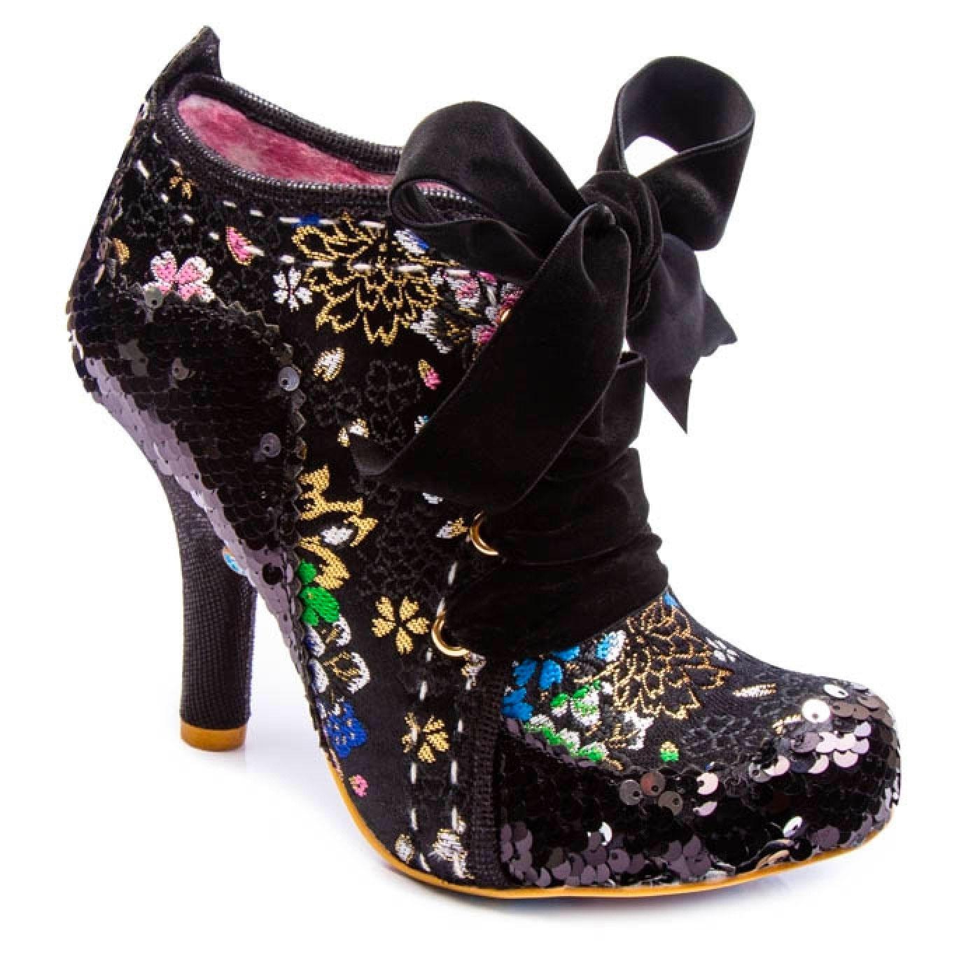 Abigails Third Party IRREGULAR CHOICE Retro Boots
