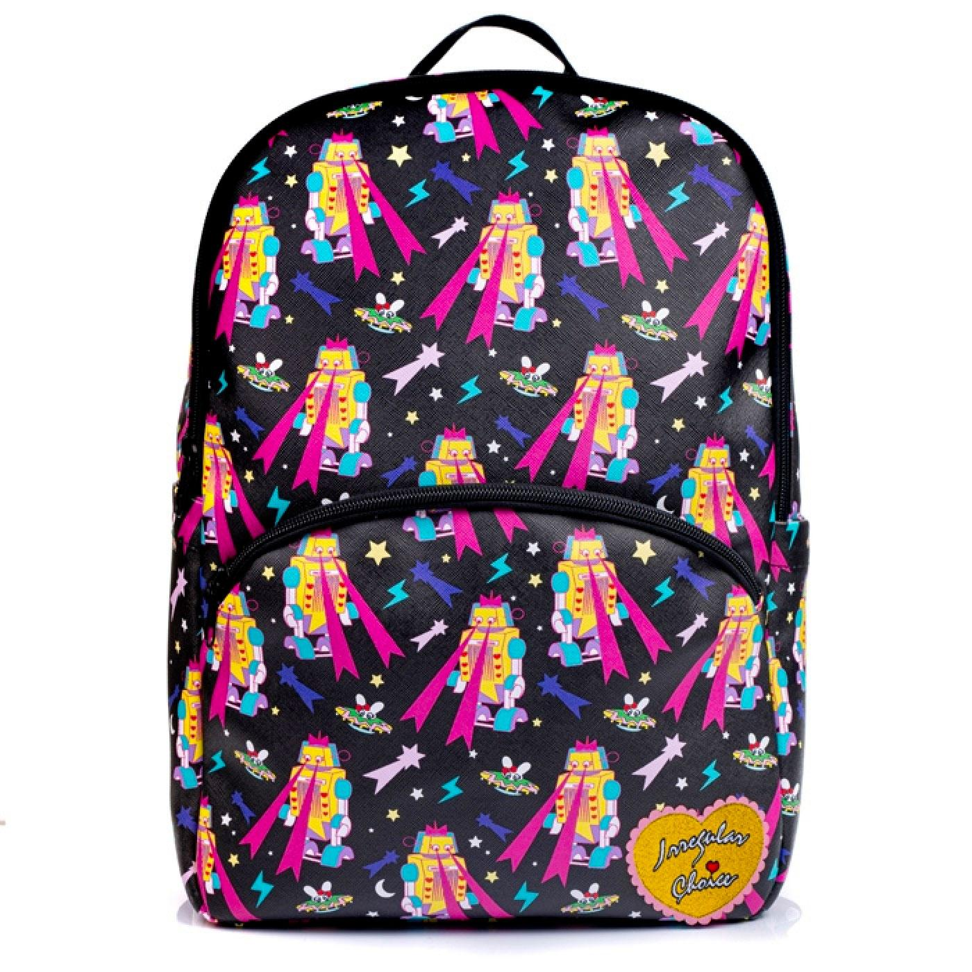 Backpacking IRREGULAR CHOICE Robot Backpack
