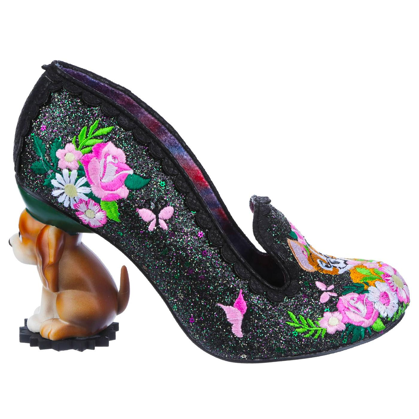 Bougainvillea IRREGULAR CHOICE Character Heels