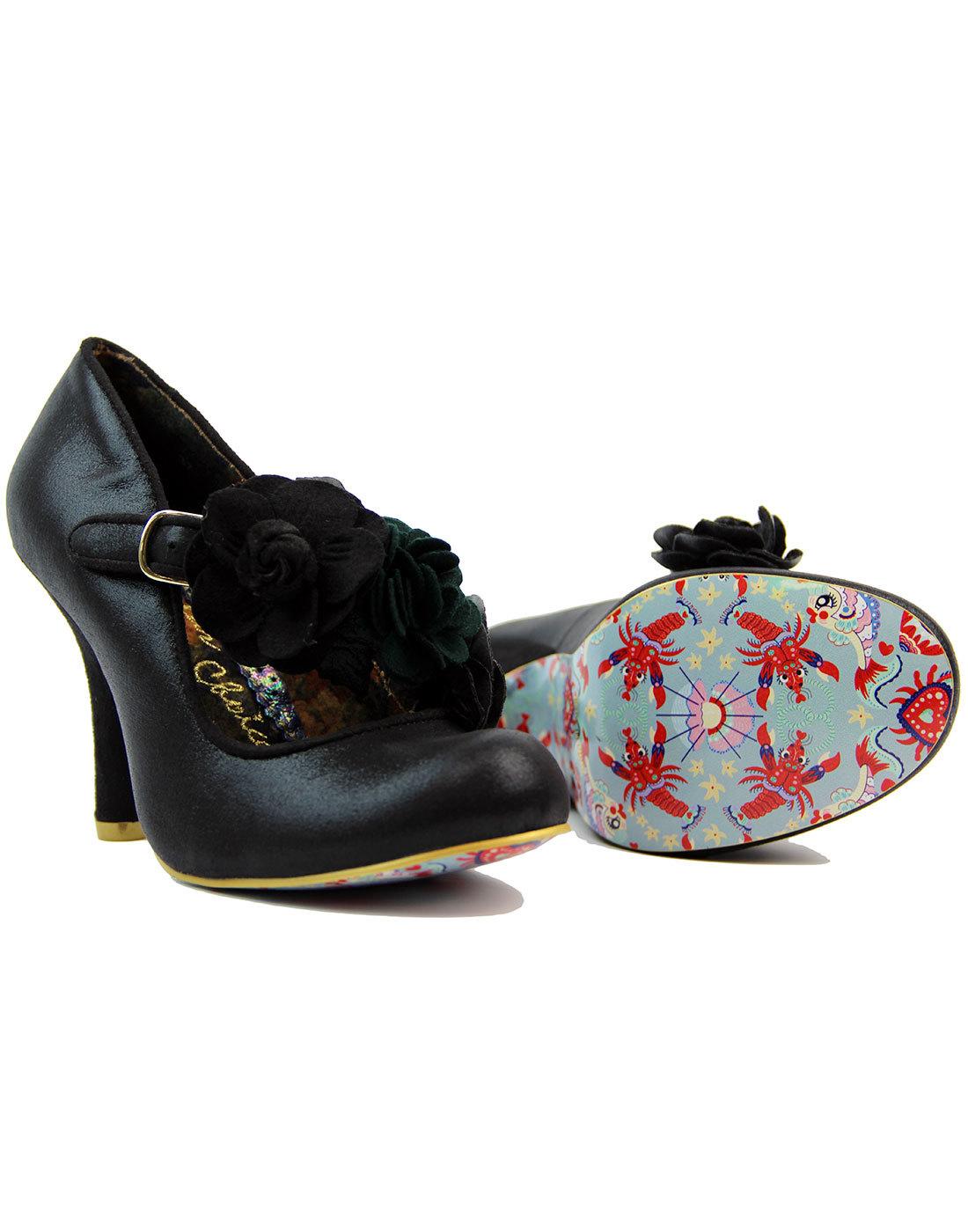 Irregular Choice Aurora High Heel Stiletto Shoes