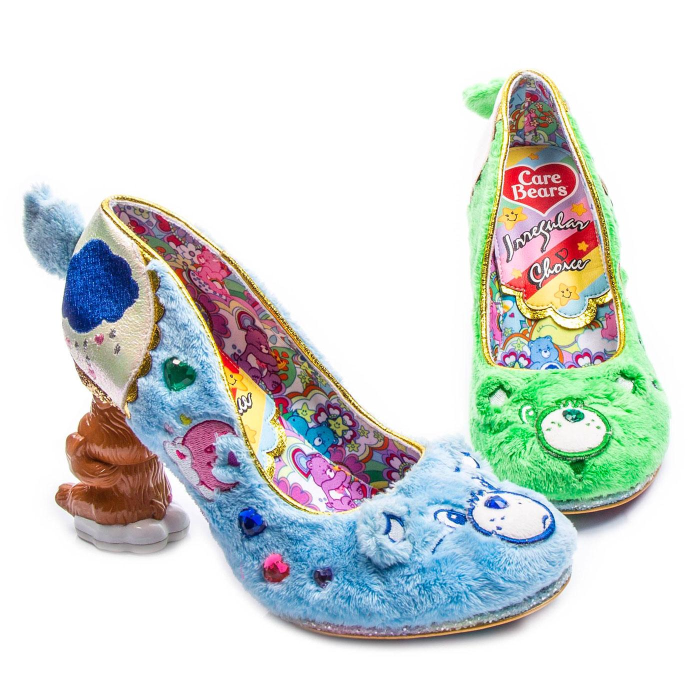 Grin & Share It IRREGULAR CHOICE Care Bears Heels