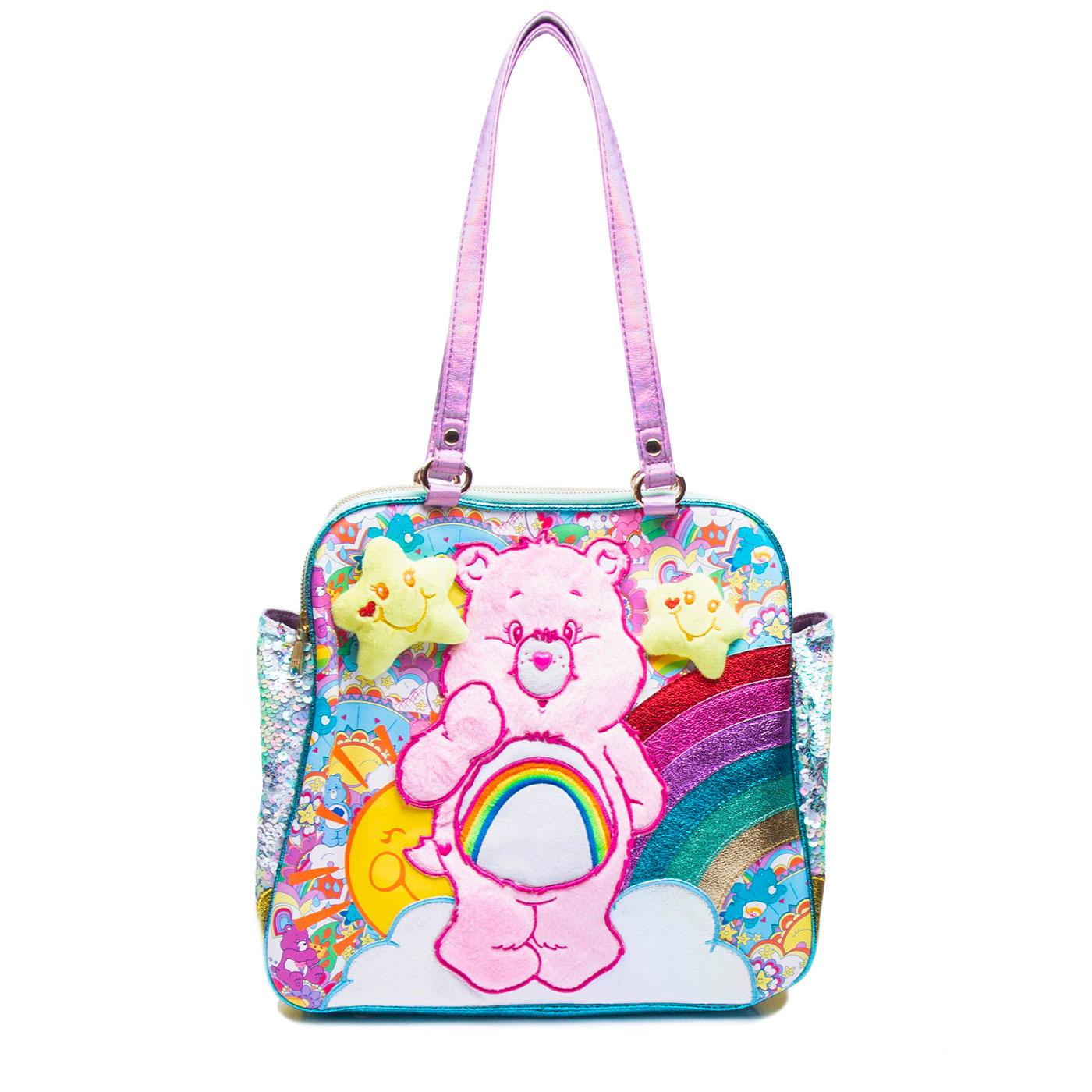 100% Huggable IRREGULAR CHOICE Cheer Bear Handbag