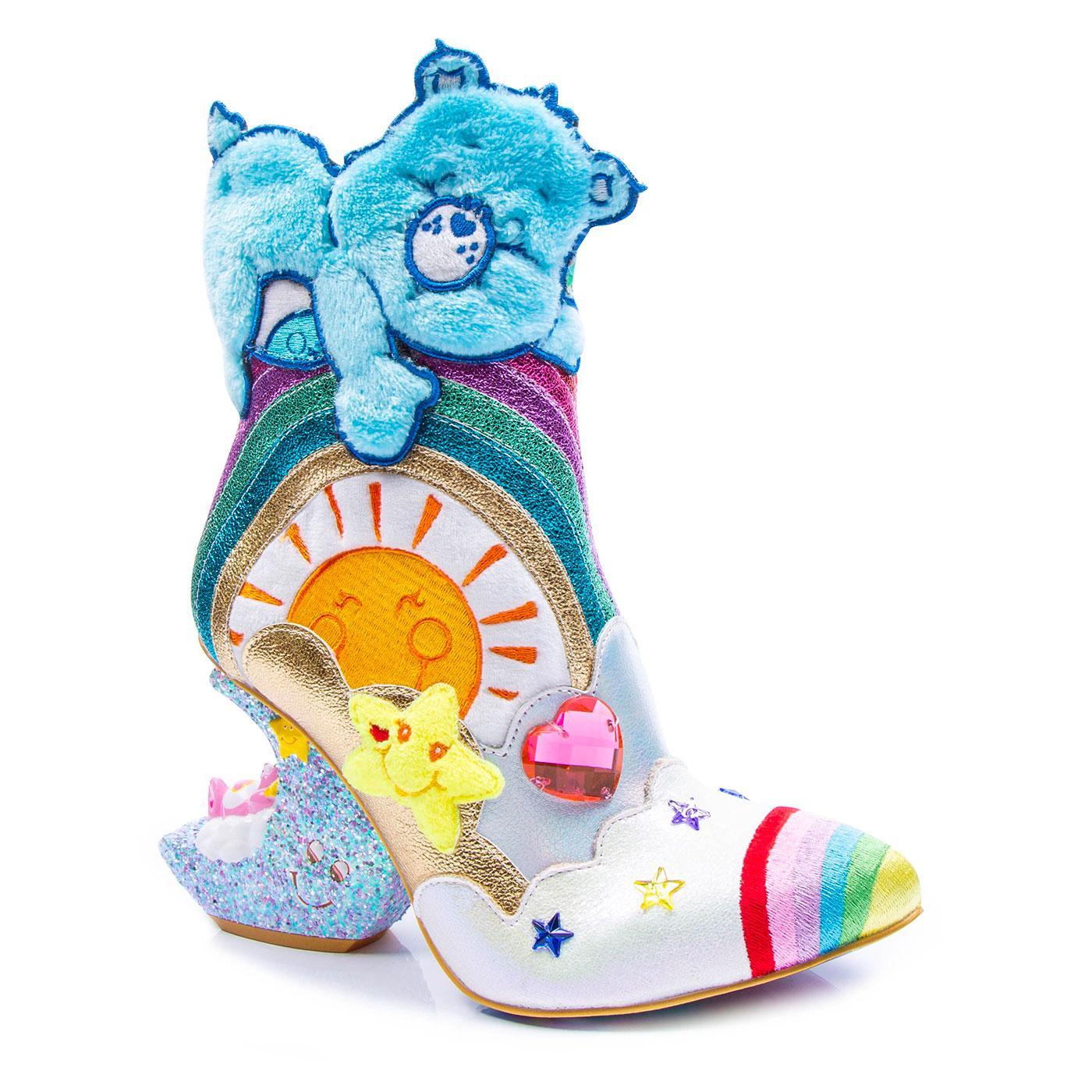 I Like Sleep IRREGULAR CHOICE Care Bears Boots