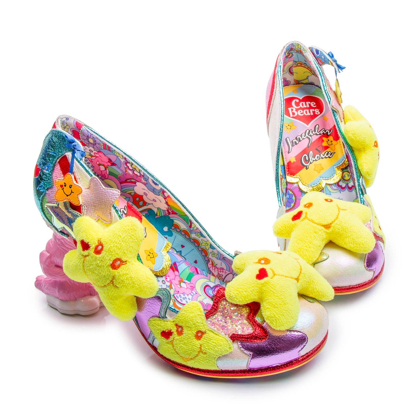 Share Your Care IRREGULAR CHOICE Character Heels