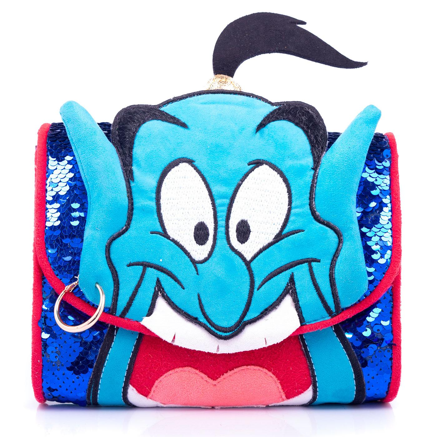 At Your Service! IRREGULAR CHOICE Disney Genie Bag
