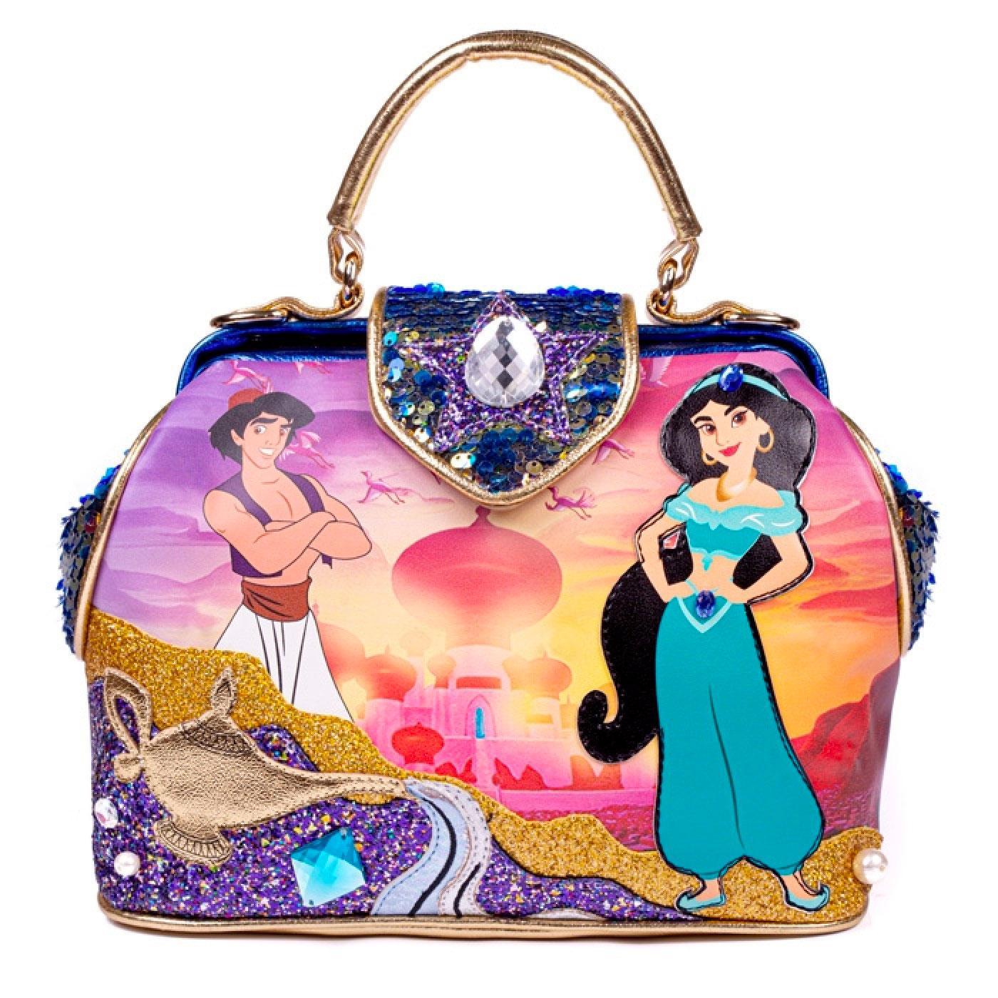 A Whole New World IRREGULAR CHOICE Aladdin Handbag
