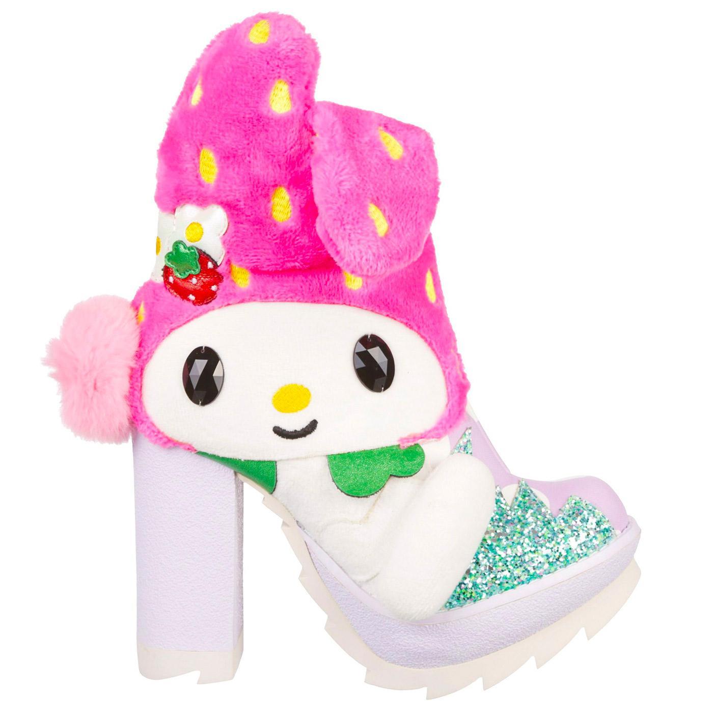 IC x HELLO KITTY Everyone Loves You Heels