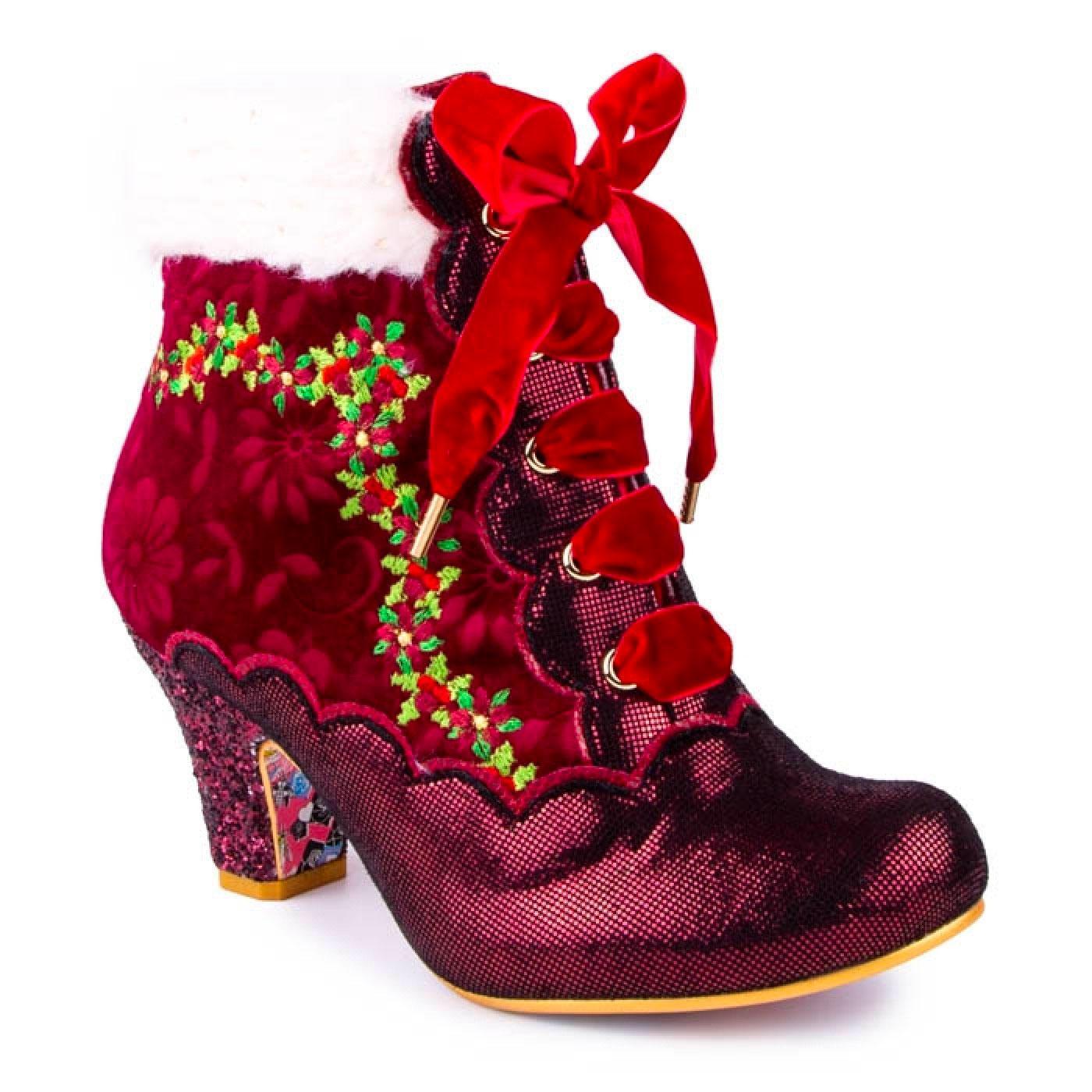 Hot Toddy IRREGULAR CHOICE Winter Festive Boots R