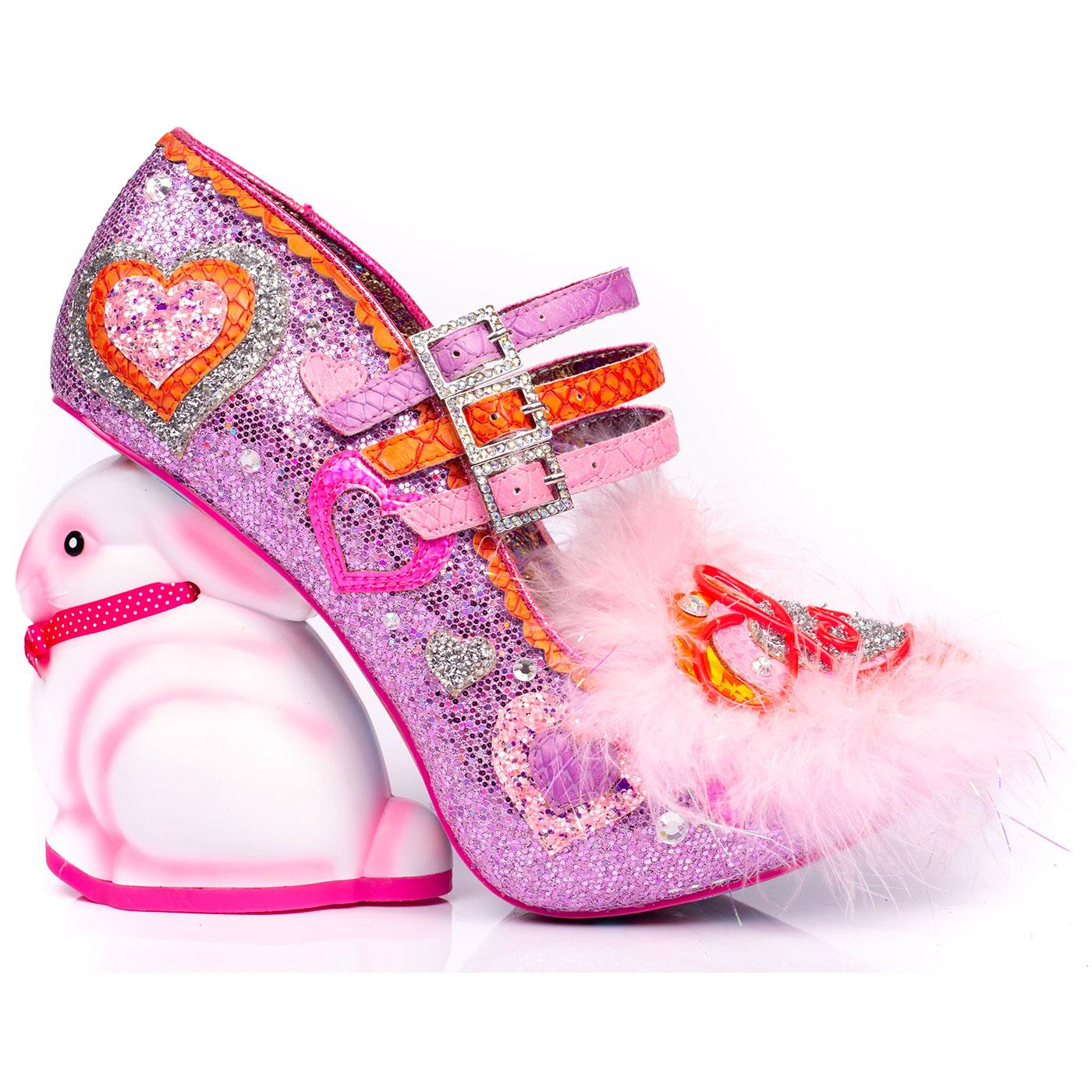 Hunnie Bunnie IRREGULAR CHOICE Character Heels