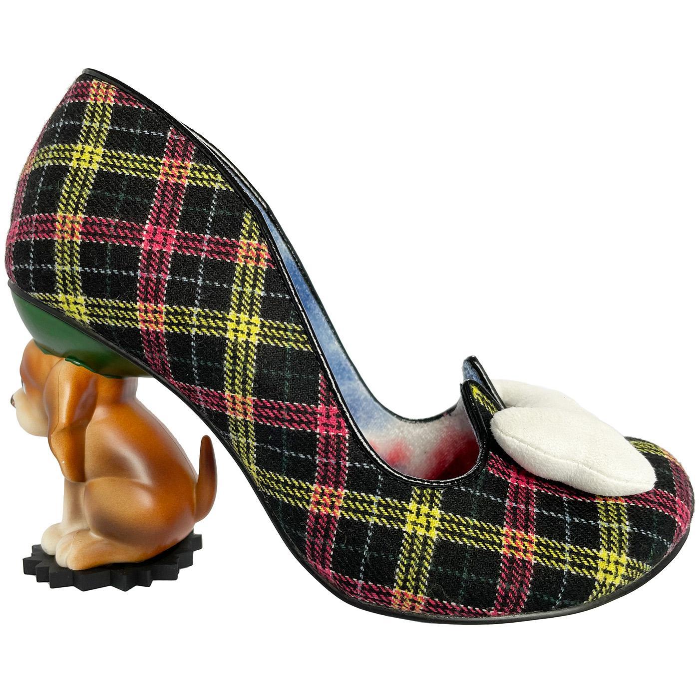 It's All Pawsible IRREGULAR CHOICE Dog Heel Shoes