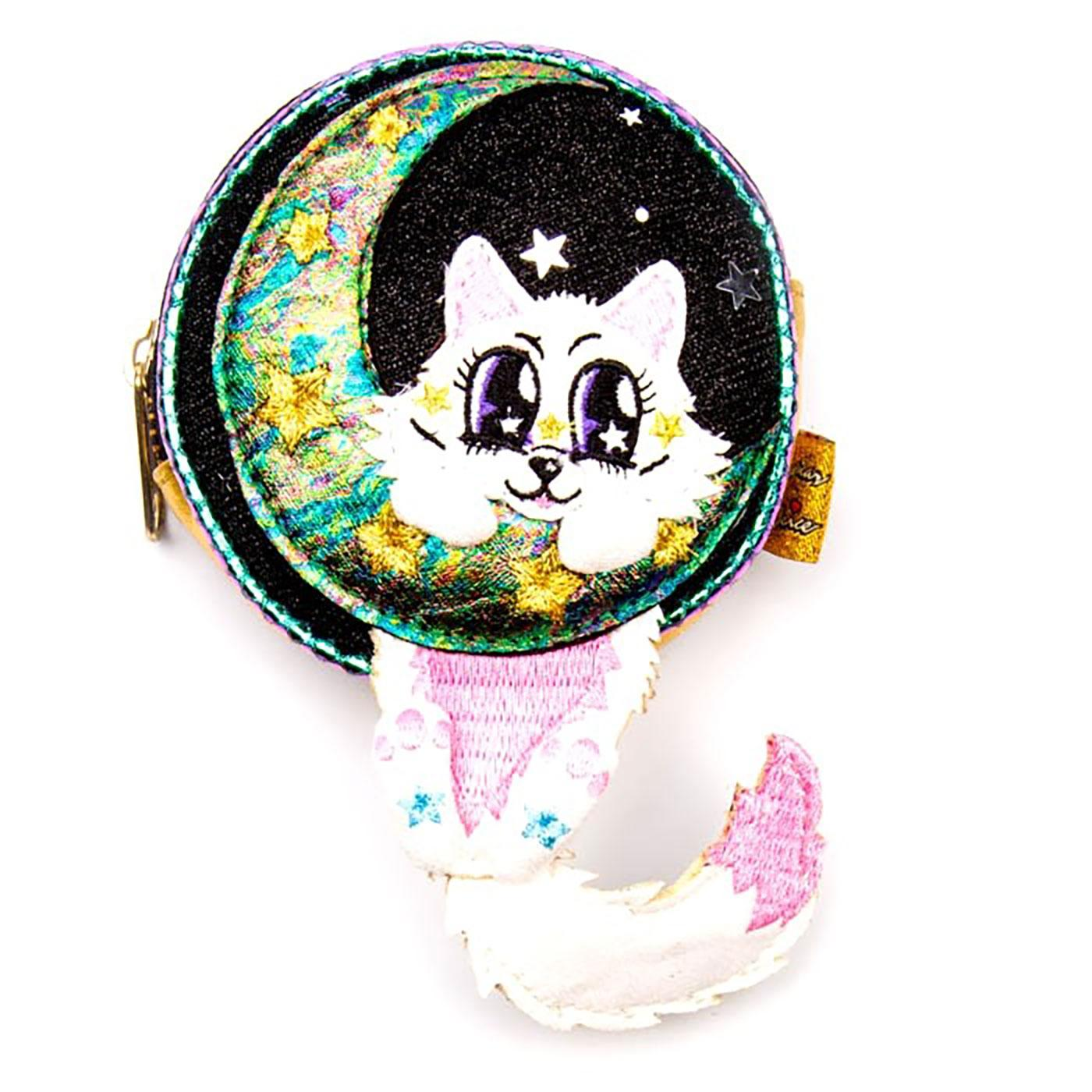 Kittymoon IRREGULAR CHOICE Retro Cosmic Coin Purse