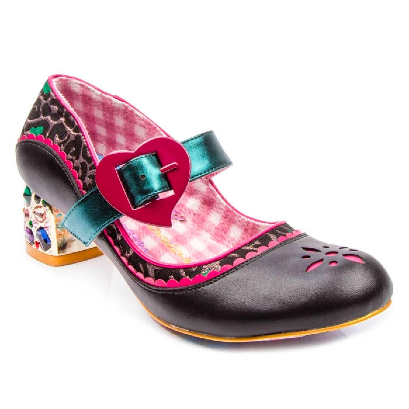 Little Jem IRREGULAR CHOICE Retro Mary Jane Shoes