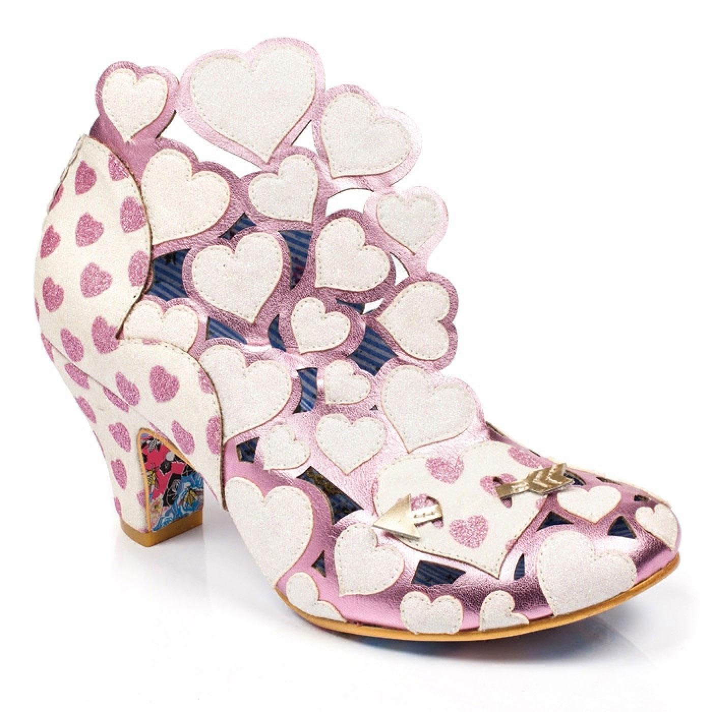 Meile IRREGULAR CHOICE Sweetheart Shoe-Boots W