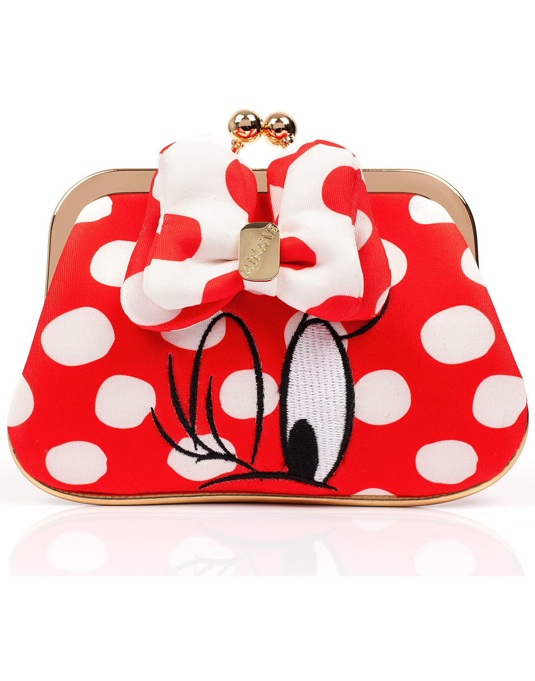 I Heart Minnie IRREGULAR CHOICE Polka Dot Purse