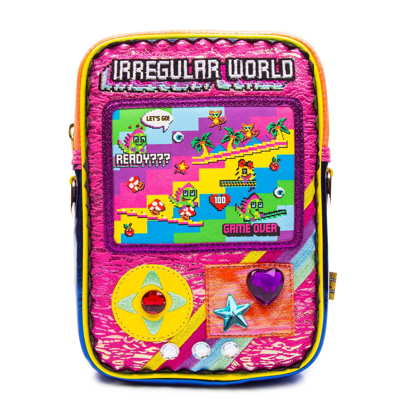 Pocket Games IRREGULAR CHOICE Video Game Bag