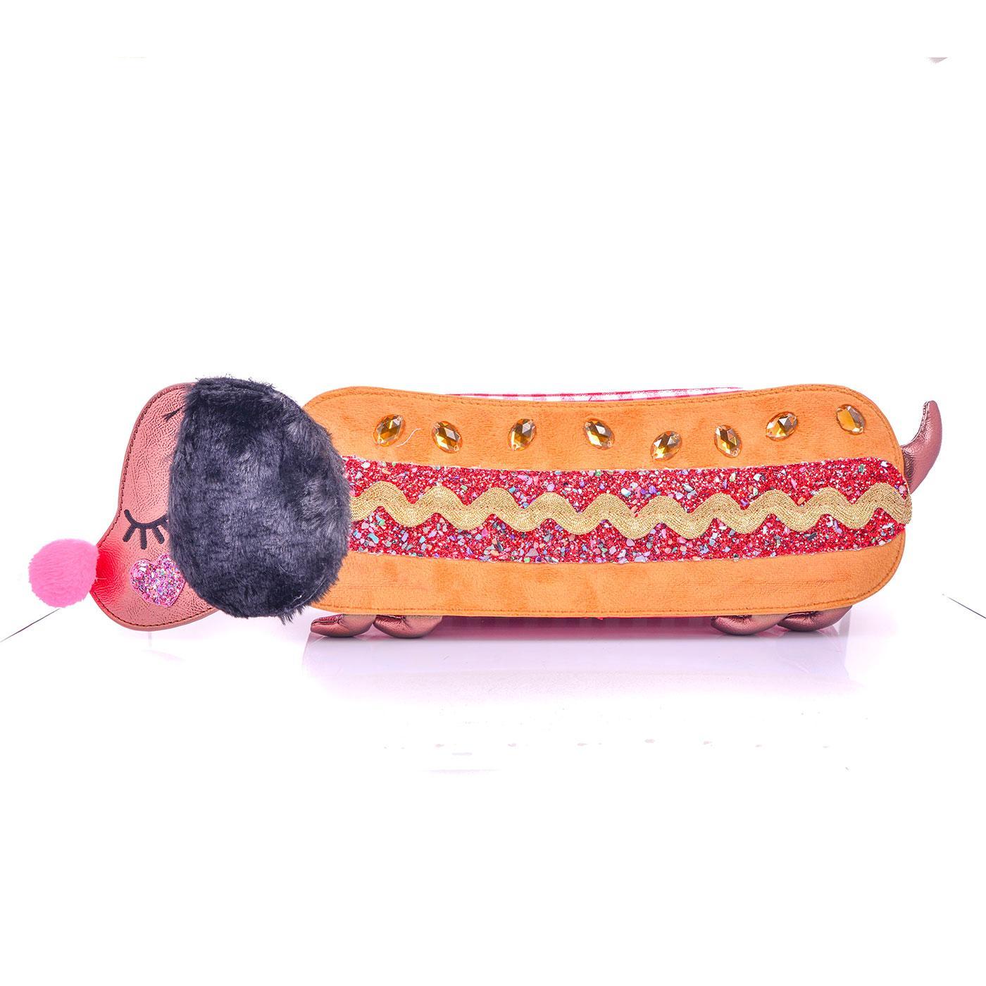Sausage Sarnie IRREGULAR CHOICE Sausage Dog Bag