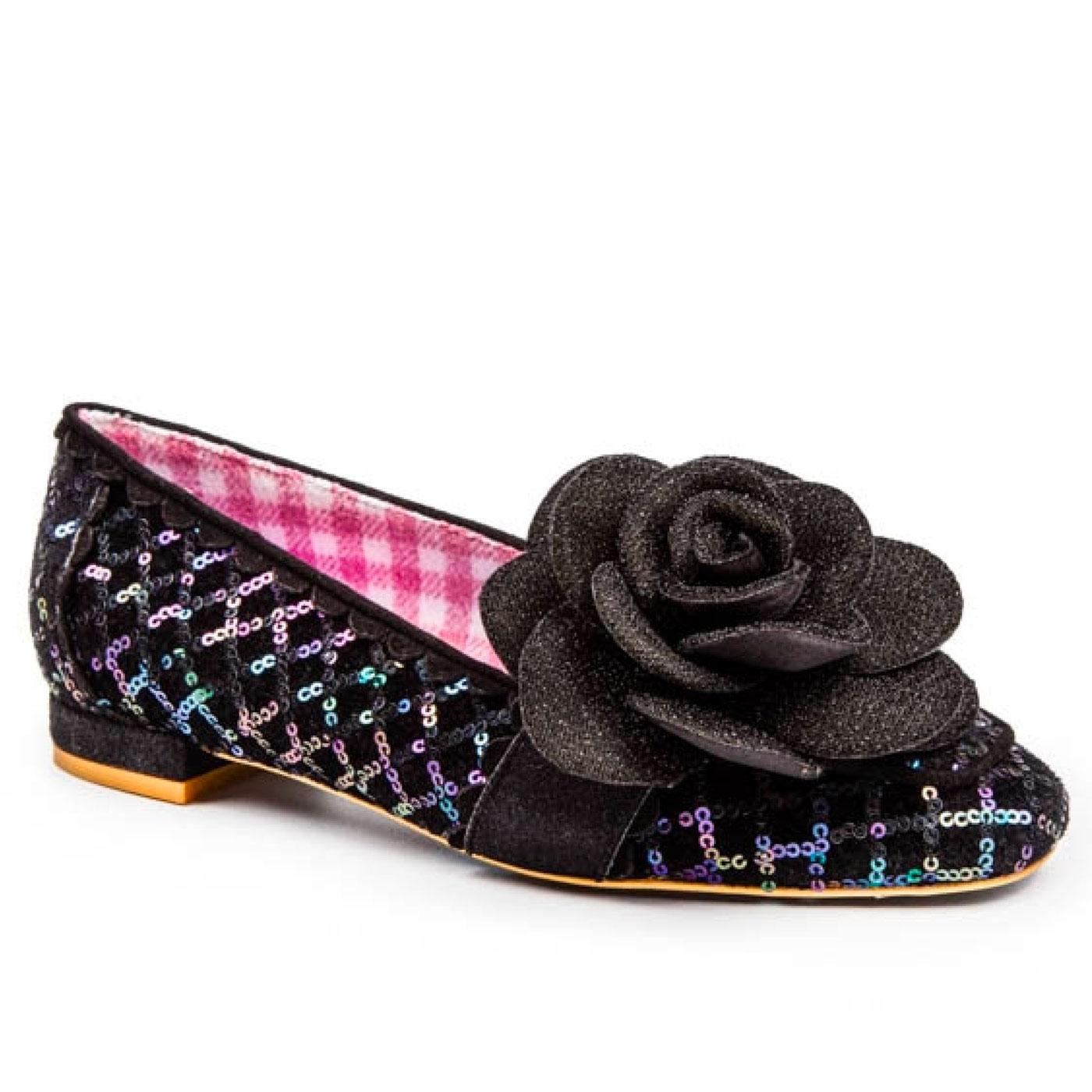 Sweet Briar IRREGULAR CHOICE Retro Party Shoes