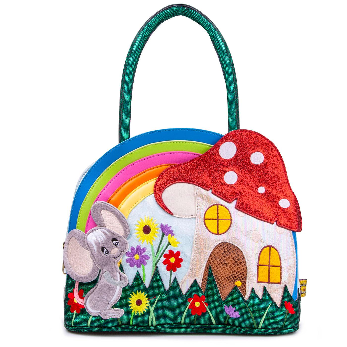 Toplino IRREGULAR CHOICE Retro Mouse Shoulder Bag