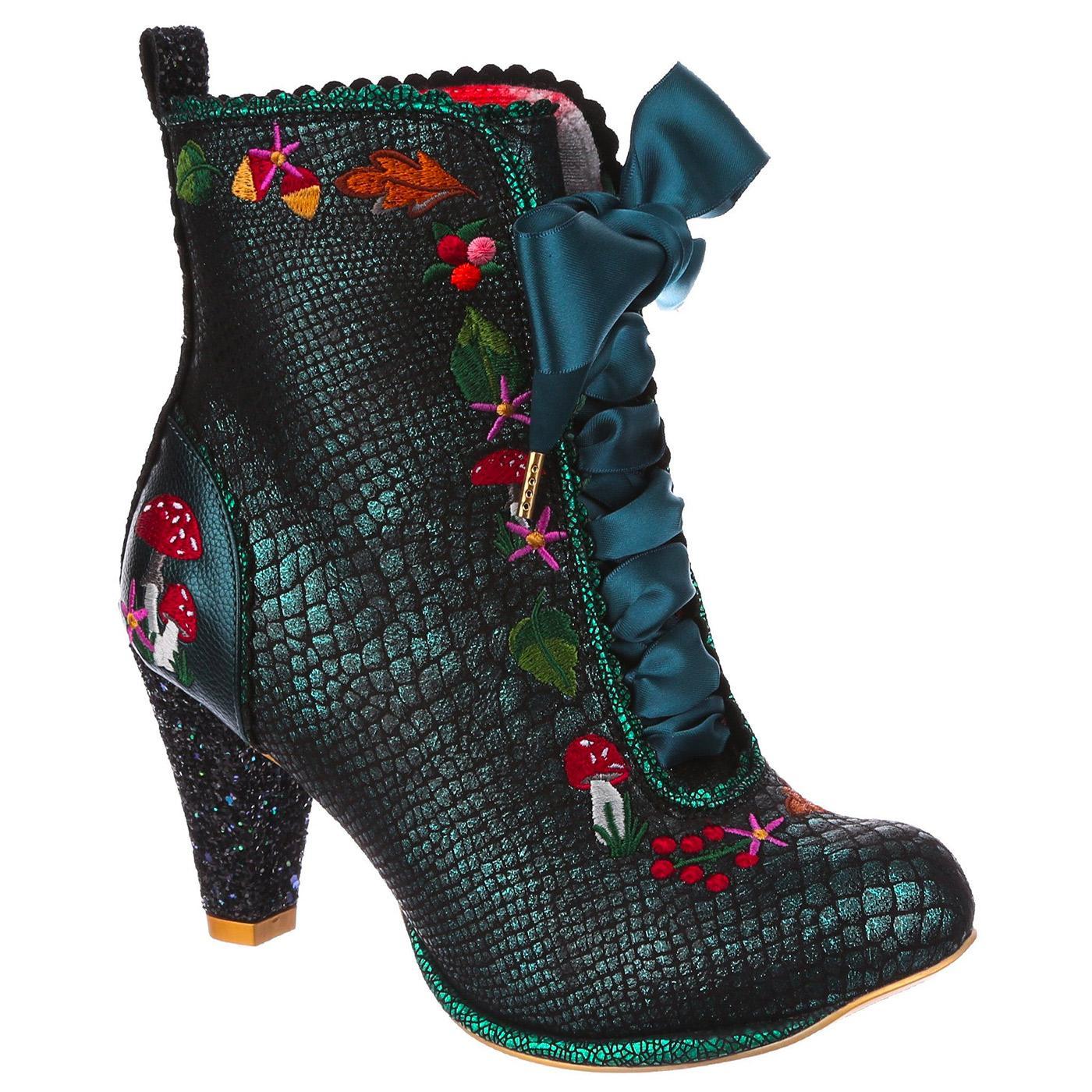 Woodland Wander IRREGULAR CHOICE Heel Boots (G)