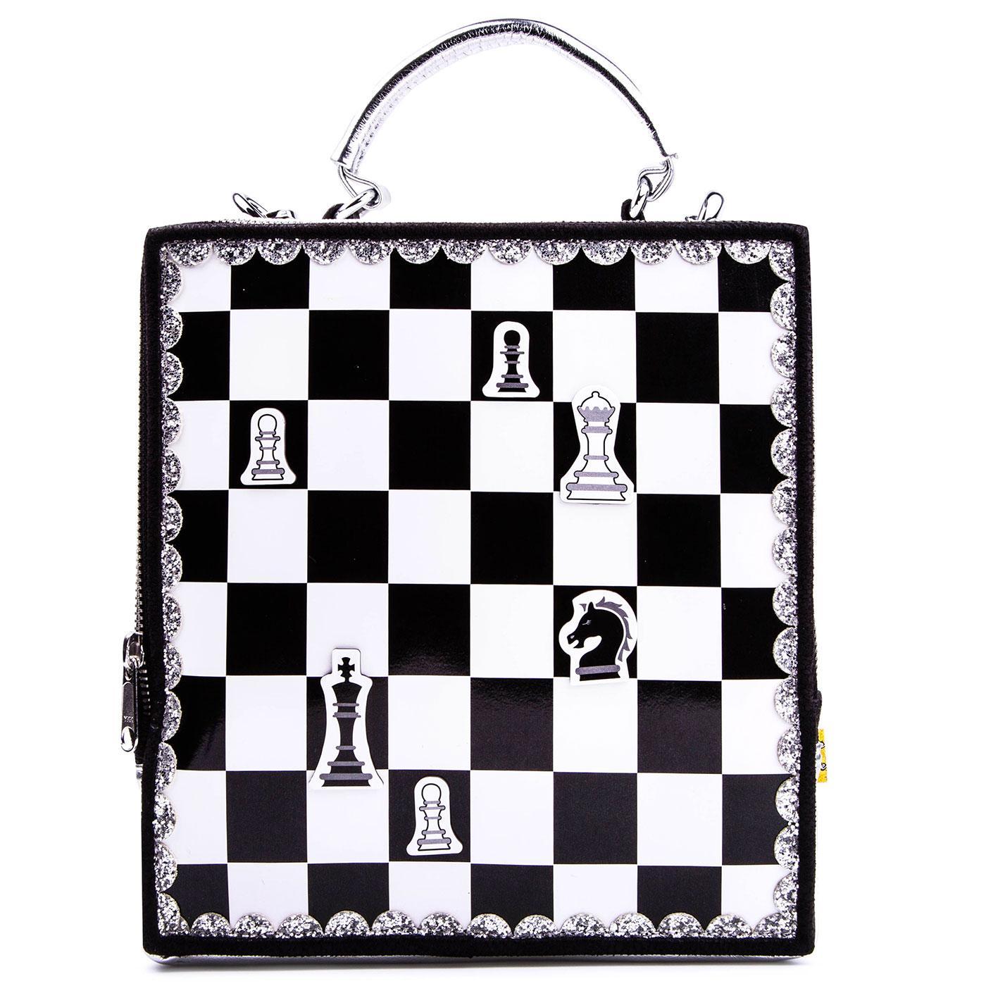 Your Move IRREGULAR CHOICE Chess Board Bag