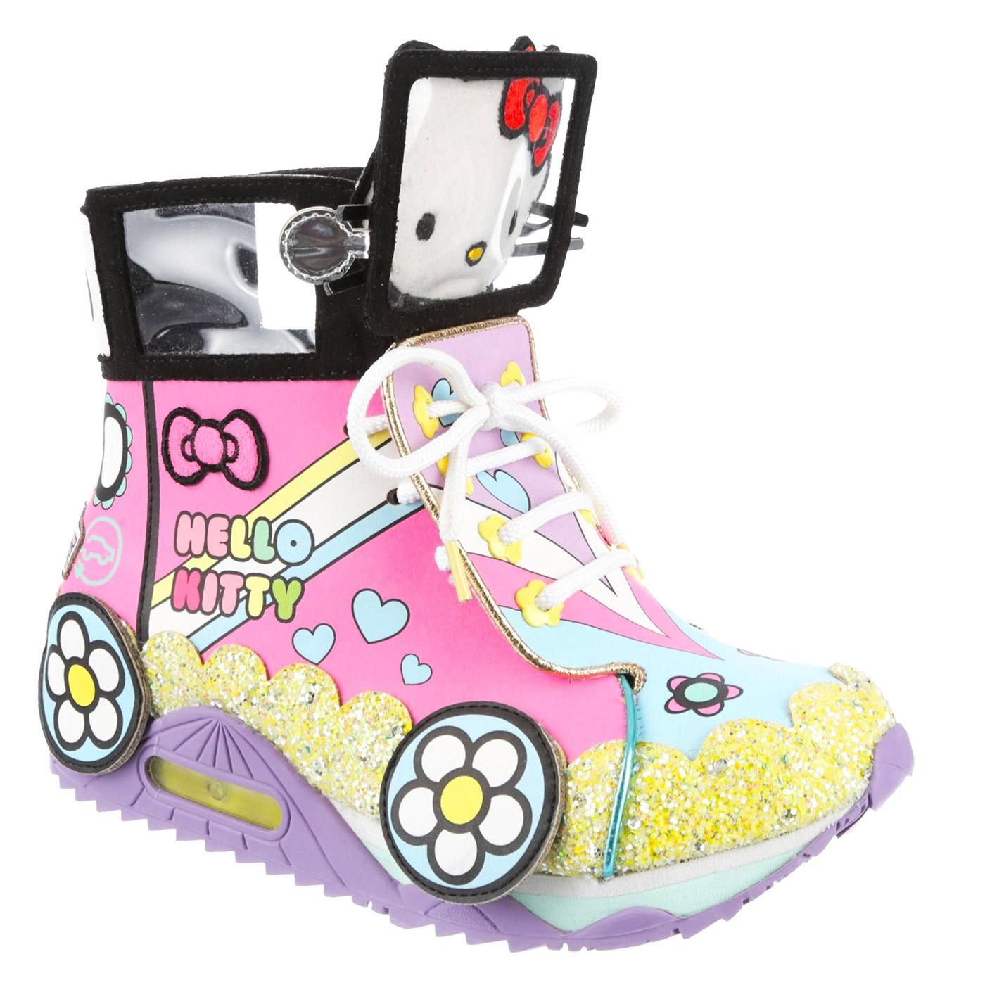 IC x Hello Kitty A World Of Happiness Boots