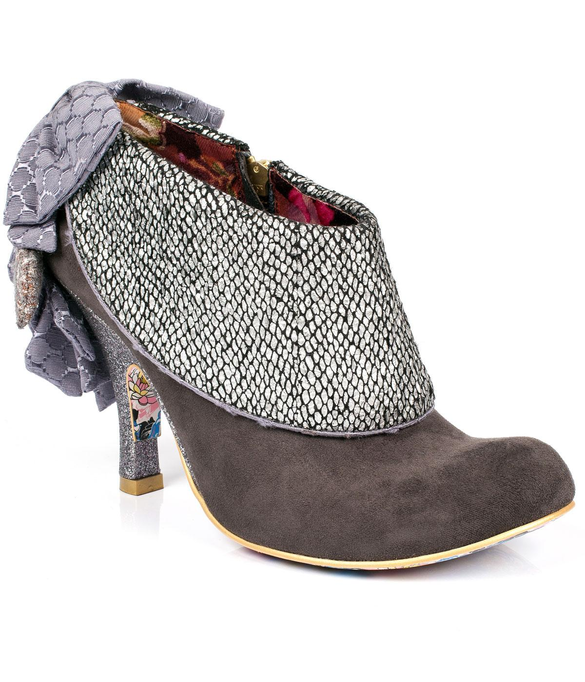 Love Means IRREGULAR CHOICE Retro Shoe