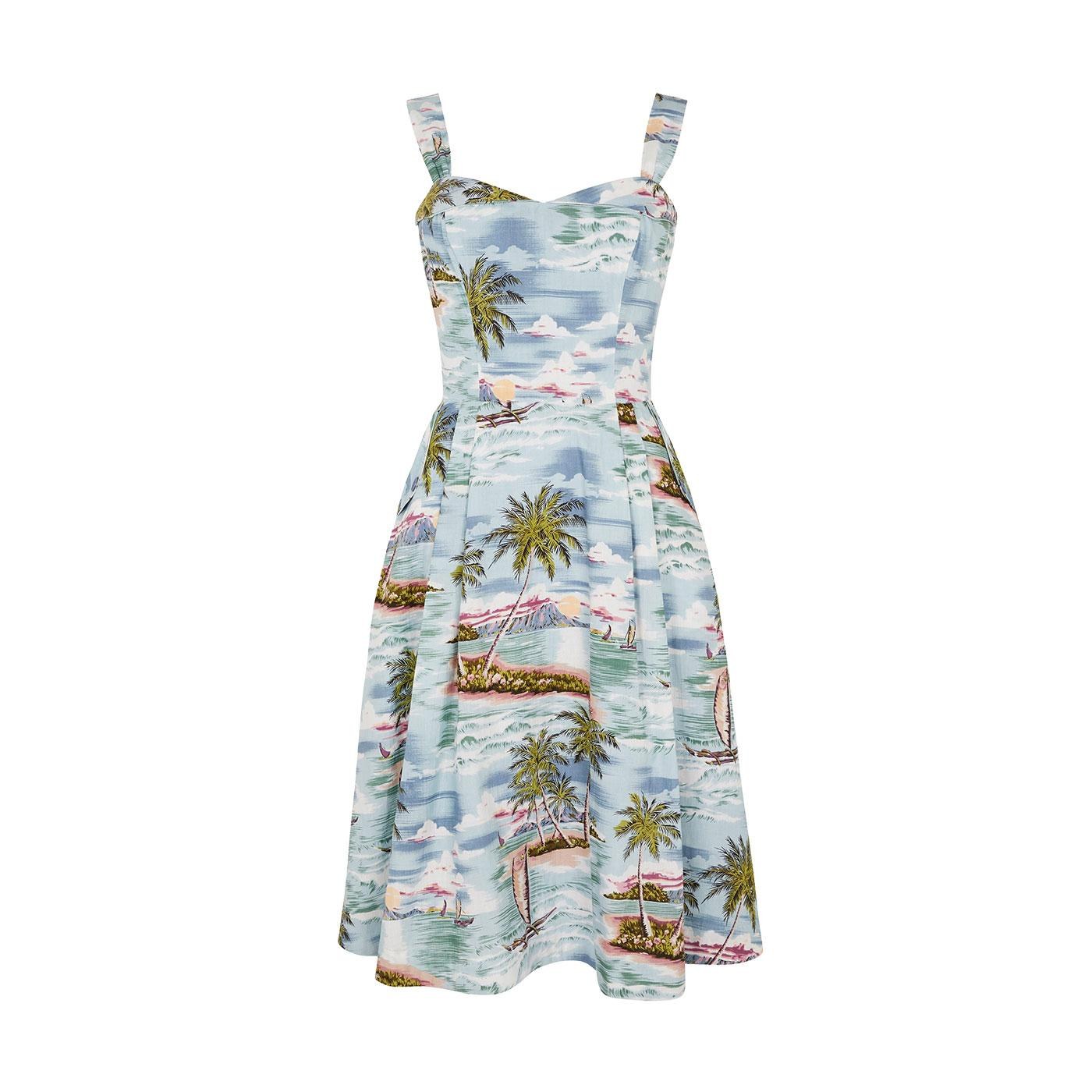 Pippa EMILY & FIN Pacific Island Paradise Dress