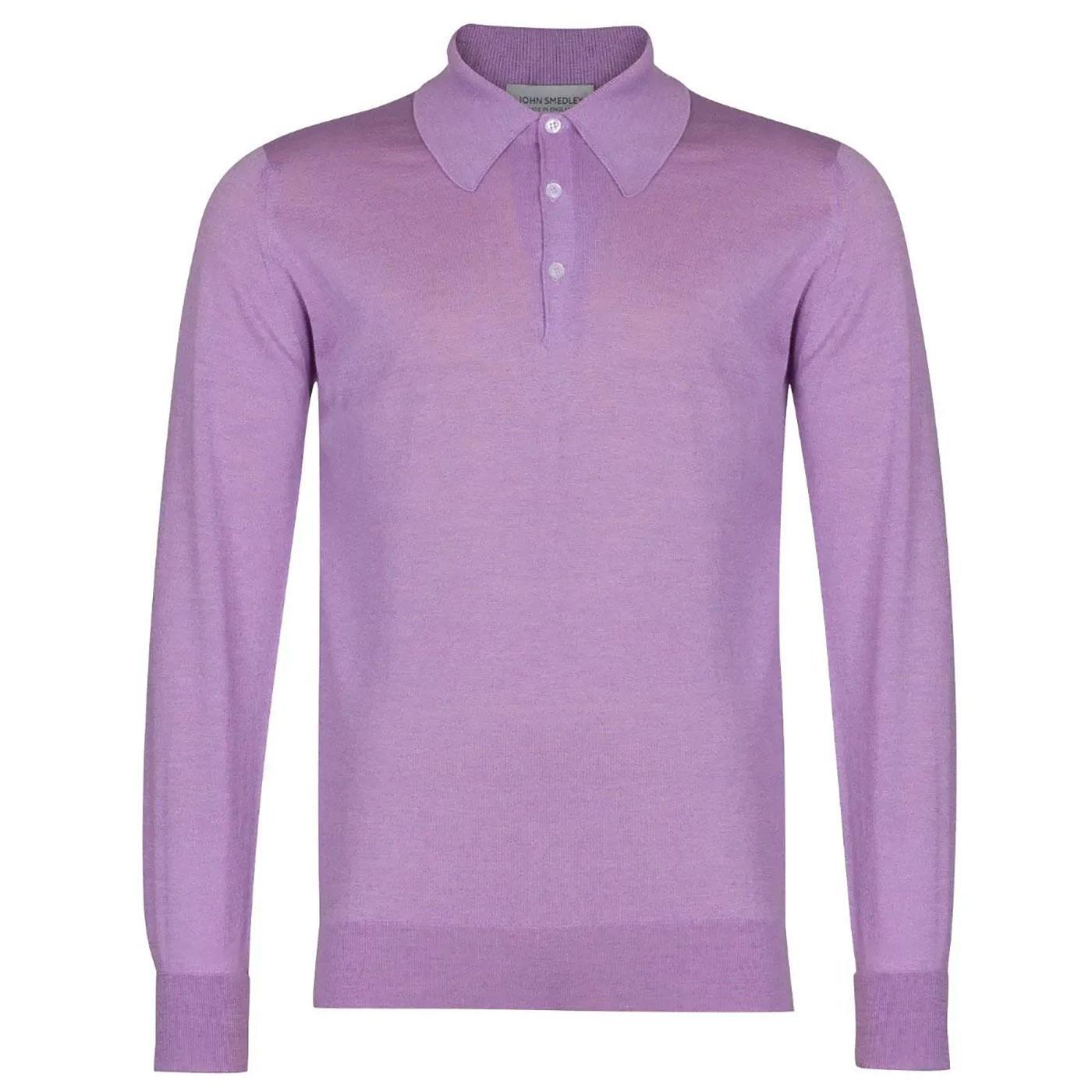 CDorset JOHN SMEDLEY Made in England Mod Polo (W)