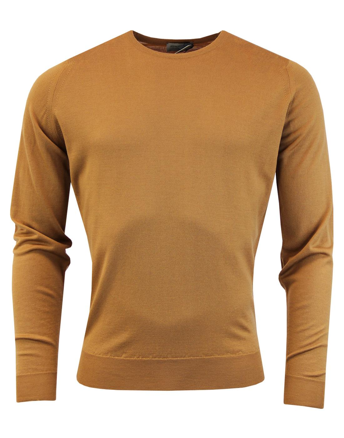 Lundy JOHN SMEDLEY Made in England Crew Jumper (C)