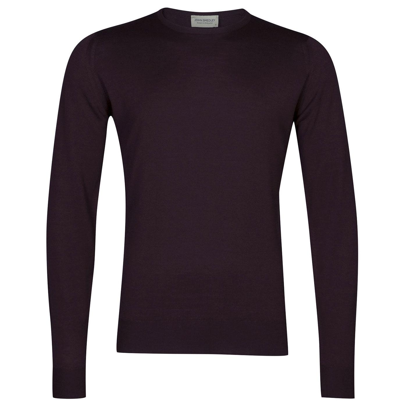 Lundy JOHN SMEDLEY Knitted Merino Wool Pullover PC